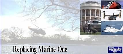 Marine One Replacement